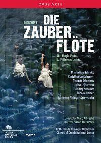 Cover Netherlands Chamber Orchestra / Chorus Of Dutch National Opera - Mozart - Die Zauber Flöte [DVD]